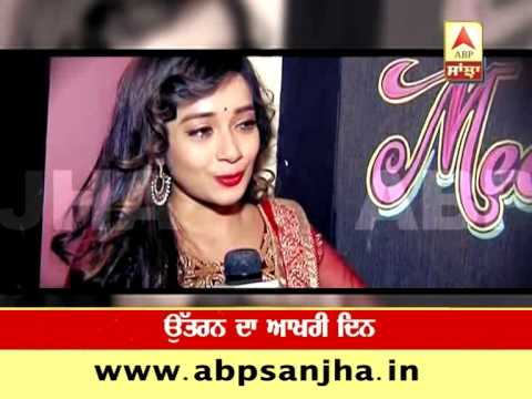 'Meethi' gets emotional on last day of 'Uttaran'