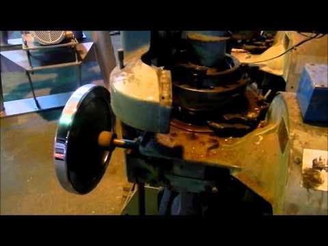 FEC# 26529 - Stokes Tablet Press Test