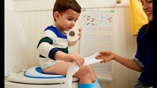 How to potty training a boy