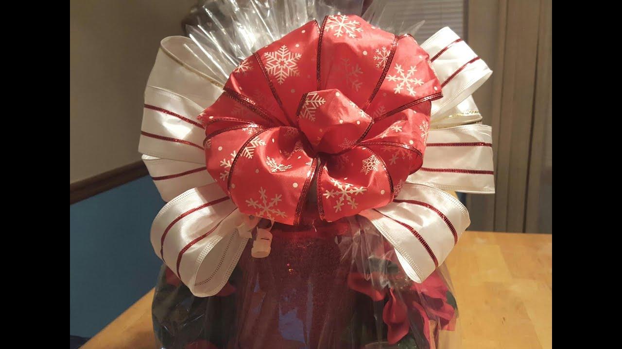 Bathroom Gift Basket Tutorial GiftBasketAppeal YouTube