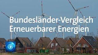 Dieses Bundesland tut am meisten für die Energiewende