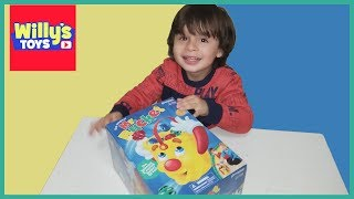 Mr Bucket Board Game Toy Review - Disney Cars 3 Blind Bag - SLIME - Willy