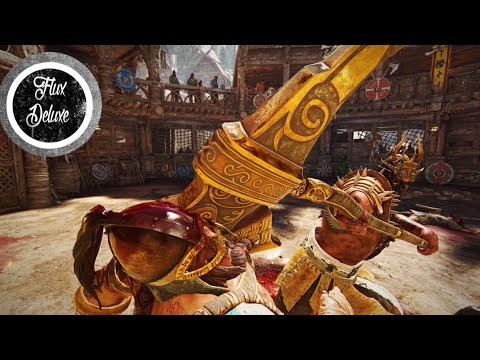 [For Honor] Reputation 50 Raider vs Reputation 300 Player - High Level Duels