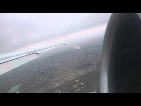 MD-82 Iran Airtours take off Mashhad - Mehrabad