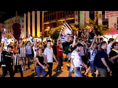 Футбол в Alanya, Turkey 2017 (Ultras Fenerbahçe SK, BESIKTAS, Alanyaspor)