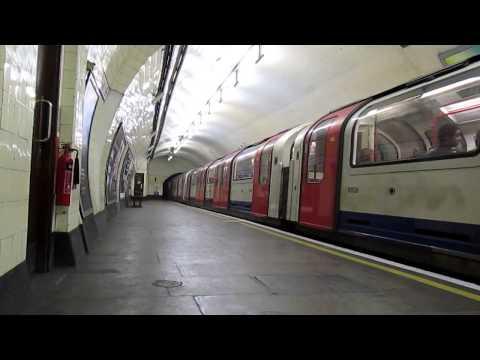 Central Line June 2014