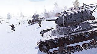 Наступление СССР В Финляндии! Зимняя Война 1939!