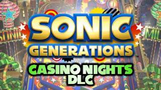 Sonic Generations - Ep. 30 - Casino Nights DLC