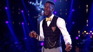 Jermain Jackman performs 39A House Is Not A Home39  The Voice UK - BBC