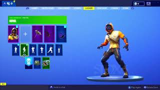 NEW V6.20 FORTNITE LEAKED SKINS AND EMOTES (BUSY, JUGGLIN', SUMMIT SKIER)