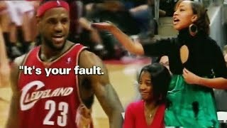 HOT GIRLS Trashtalk LEBRON JAMES. He Makes Them REGRET IT