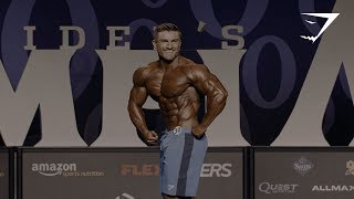 The moment is fast-approaching. For Ryan Terry, the Olympia is the ...