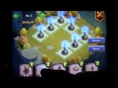 Android Castle Clash Update 1.2.69 Team Here Be Monsters