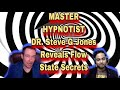 Hypnotist Dr. Steve G. Jones Drops Flow State Downloads On Flow Podcast L Flow State Activation