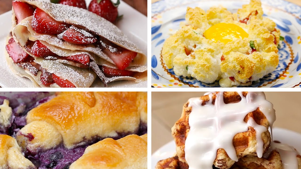 What to cook for breakfast Tasty breakfast: recipes 64