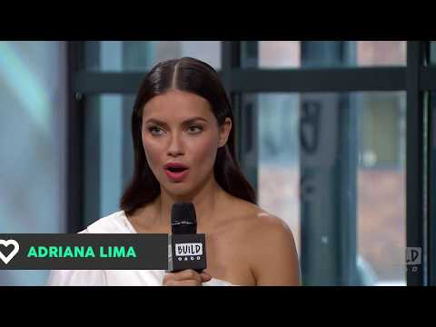 Adriana Lima, Sir John, Sarah Brown & Russell James Discuss