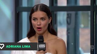 "Adriana Lima, Sir John, Sarah Brown & Russell James Discuss ""American Beauty Star"" thumbnail"