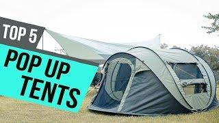 5 Best Pop Up Tents 2019 Reviews