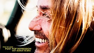 Iggy Pop - Sunday | #PostPopDepression