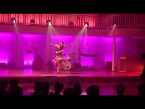 William & Maeva - Lindy Hop - Diga Diga Doo 2016