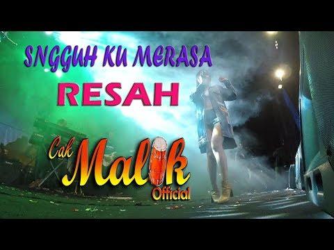 SUNGGUH KU MERASA RESAH - COVER KENDANG CAK MALIK LAGISTA LIVE SIDOARJO