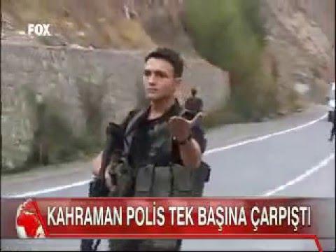 Yol kesen terorist özel harekatçıya denk gelirse