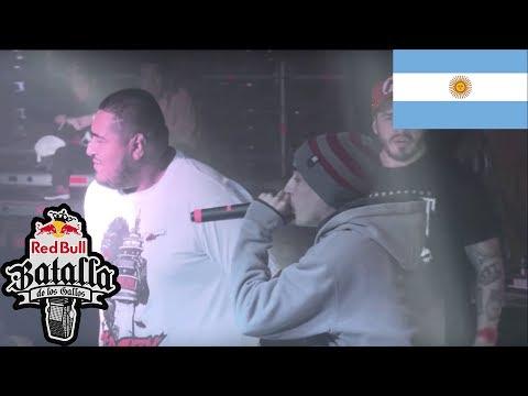 JEA Vs EPI 107 - Octavos: Córdoba, Argentina 2017 Red Bull Batalla de los Gallos