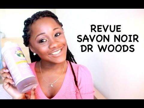 savon noir dr woods