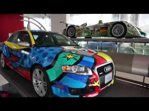 Audi Museum Ingolstadt / Muzeum Audi