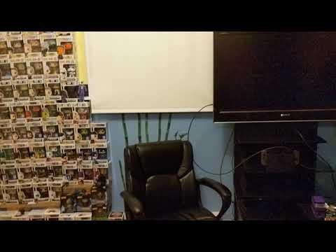 My recording studio (work in progress