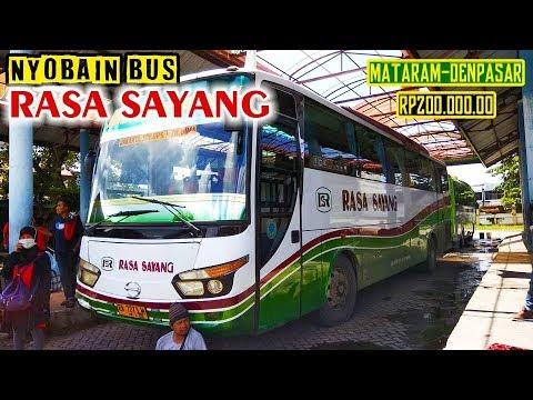 Trip Report Rasa Sayang Bus Legend Dari Bima Mataram Denpasar Youtube