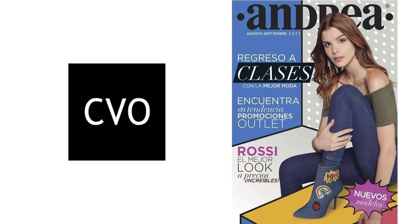 d9bfe11d Catálogo Andrea OFERTAS en Zapatos AGOSTO Y SEPTIEMBRE 2017 (COMPLETO) de  México