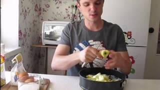 Шарлотка (Яблочный пирог) без глютена