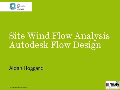 Site Wind Flow Analysis Autodesk Flow Design
