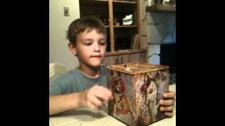 Halloween Jack-In-The-Box Prank
