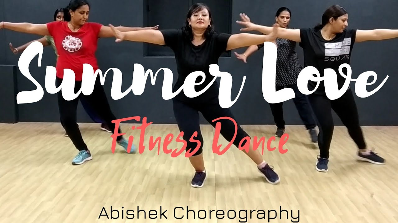 Summer Love | Vidya Vox | Fitness Dance ® | Abishek's Dance Company | Chromepet