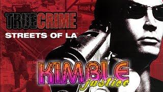 True Crime:  Streets of LA Review - PS2 - Kimble Justice