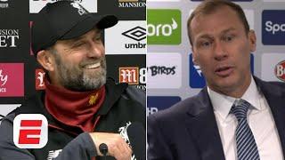 Premier League press conferences: Frank Lampard, Jurgen Klopp, Duncan Ferguson | ESPN FC