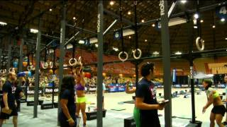 CrossFit - South Central Regional Live Footage: Women