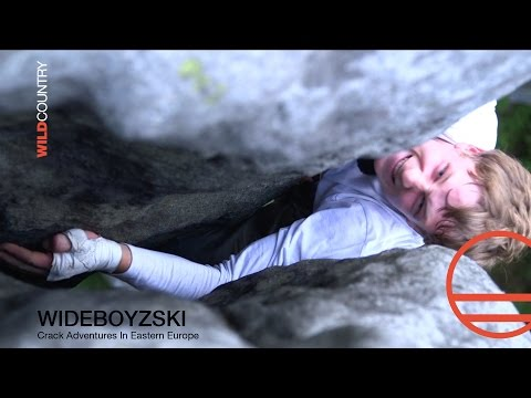 Wideboyski - Crack adventures in eastern Europe with Pete Whittaker and Tom Randall....
