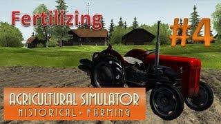 Agricultural Simulator Historical Farming - Episode 4 Fertilizing