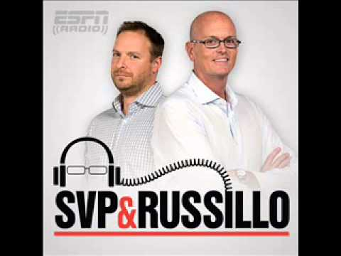 "SVP & Russillo ""The Russillo Show"" Podcast July 9,2015"