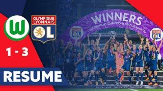 Résumé de Wolfsburg- OL | Finale Women's Champions League | Olympique Lyonnais
