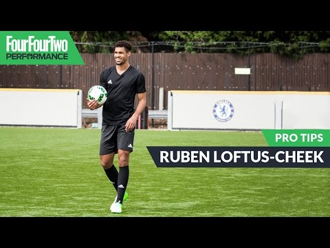 Ruben Loftus-Cheek | How to play in midfield | Pro tips