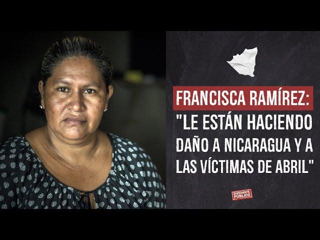 Francisca Ramírez: