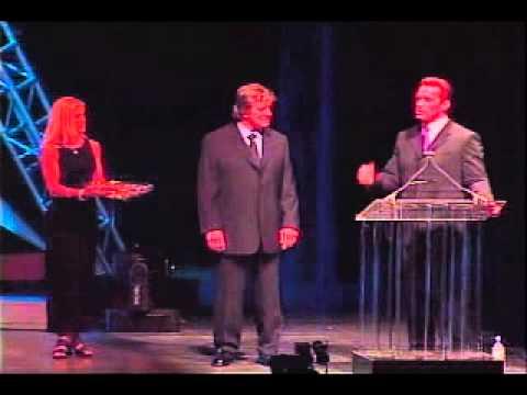 Arnold Classic Lifetime Achievement Award - Reg Park