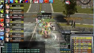 Ran Online School War Divinity Gang