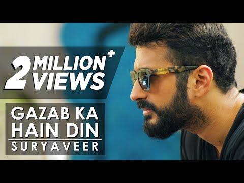 Gazab Ka Hai Din - Suryaveer | Qayamat se Qayamat Tak | Aamir Khan, Juhi Chawla