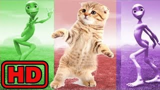 Kid -Kids -Learn Colors with Surprise Eggs | Learn Animals Name and Sounds for Kids | Alien Dance S