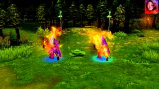 Heroes of Newerth - The Blind Prophet (With Effects)